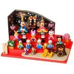 ディズニーリゾート限定 ミッキーと仲間たちの雛人形(台付き)大 ひな人形 お雛様 ひな祭り 雛祭り Disney ディズニー ショップ袋付 グッズ お土産