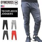 065【送料無料】GYMCROSS (ジムクロス)トレーニング フィットネスウェア テックフリースジョガーパンツ テーパードフィット ストレッチ【メンズ】gc-065
