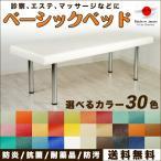 ベーシックベッド (送料無料 1年保証) セミオーダー 日本製 サイズ調整可能 (抗菌 防汚 難燃 安全)