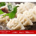 【siso30】風味豊か!しそ餃子(にんにく無し)30個入