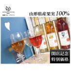 【お中元ギフトセット】山形県産果実100%使用!高品質フルーツワイン選べる3本【375ml】