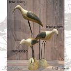 オブジェ 置物 鳥 3種類セット アンティーク カントリー 家具 雑貨 カントリー調 インテリア雑貨 おしゃれ フレンチ木製 アイアン 鳥 飾り