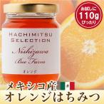 はちみつ 蜂蜜 ハチミツ メキシコ産オレンジのはちみつ110g