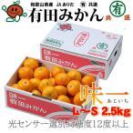 味一 プレミアム有田みかん 和歌山県産 JAありだ Sサイズ 約60玉 約5kg お歳暮 ギフト 送料無料 蜜柑 ミカン みかん