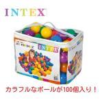 インテックス ファンボール INTEX 100個入り コストコ カークランド