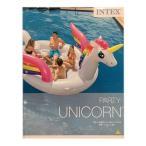 INTEX едеєеєе╞е├епе╣ еце╦е│б╝еєе╤б╝е╞егб╝ еведещеєе╔ббе╡еде║5.03mб▀3.35mб▀1.73m unicorn party island ╔т╬╪ е▄б╝е╚ е│е╣е╚е│ елб╝епещеєе╔
