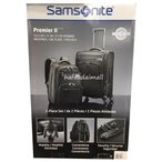 送料無料! サムソナイト 21インチ スーツケース&バックパック 2個セット Premier 2piece 旅行 ビジネス