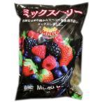 冷凍ミックスベリー (ブルーベリー、ラズベリー、ブラックベリー、ストロベリー) 500g×2袋 トロピカルマリア コストコ 冷凍フルーツ 大容量 お得