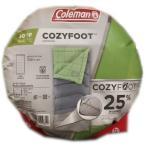 COLEMAN コールマン 寝袋 シェラフ 快適温度 4.4℃ サイズ約190cm×83cm