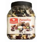 パラダイスミックス BASSE 乾燥ナッツ&ドライフルーツ 750g  業務用 カークランド コストコ お菓子