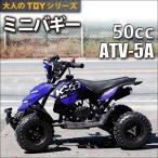 ミニバギー 四輪バギー ATV 50cc ATV-5A