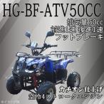 新型 四輪バギー ATV 50cc ハイガー産業 前進1 HG-BF-ATV50CC
