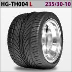 四輪バギー ATV ホイール付タイヤ 10インチ 235/30-10 HG-TH004 ハイガー産業 L