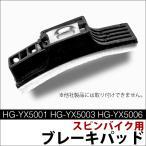 YX-5001、HG-YX-5003、YX-5006 スピンバイク用 ブレーキパッド SB-P001