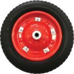 トラスコ中山:TRUSCO ボンベ台車用車輪 車輪Φ360 HT64 65 66N用 HT-NP360 型式:HT-NP360
