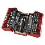 京都機械工具(KTC):SK3531P 工具セット(両開きプラハードケース) 型式:SK3531P