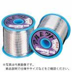 アルミット 鉛入りやに入りはんだ KR-19 難はんだ付け用 0.5mm ( KR19-60A-2.5-0.5MM ) 日本アルミット(株)