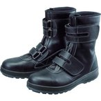 シモン 安全靴 長編上靴 マジック WS38黒 26.5cm WS38-26.5