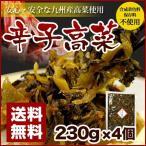 博多辛子高菜(4袋)
