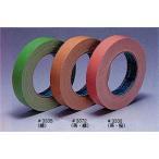 養生・マスキングテープ スリオン 布テープ #3335 25mm×25m 緑 60巻入り
