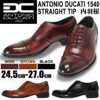 ビジネスシューズ 本革 アントニオ ドゥカティ ANTONIO DUCATI 1540 はきもの広場 メンズ館