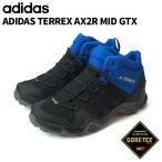 ショッピングトレッキングシューズ アディダス テレックス AX2R MID GTX メンズ トレイルシューズ ブラック AC8035 GORE-TEX トレッキングシューズ 18FW08