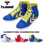 ヒュンメル レディーススニーカー hummel SLIMMER SCANDINAVIAN HIGH  63869