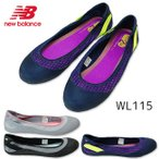 NewBalance レディースシューズ ニューバランス WL115