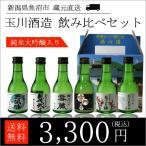 日本酒 お試し 飲み比べセット ミニボトル 小瓶 酒六選 180ml×6本 玉風味|日本酒 ホワイトデー お返し チョコ ギフト お酒 新潟