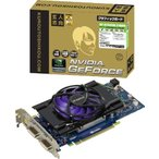 玄人志向 グラフィックボード nVIDIA GeForce GTS450 1GB PCI-E DVI mini-H