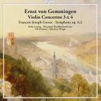 エルンスト・フォン・ゲンミンゲン:ヴァイオリン協奏曲 第3番&第4番/フラン