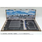 ジオラマシートG250 1/150 駅前&SA/PAセットA ベース・背景 (728x500x250)