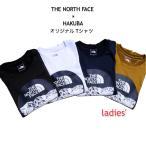 THE NORTH FACE×HAKUBA オリジナルTシャツ レディース ノースフェイス tシャツ