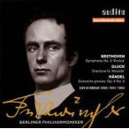 CD)ベートーヴェン;交響曲第3番「英雄」/グルック;「アルチェステ」序曲/ヘンデル;合奏協奏曲op.6-5  (KICC-962)