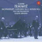 CD)ラフマニノフ:ピアノ協奏曲第3番/ピアノ・ソナタ第2番 ホロヴィッツ(P)オーマンディ/NYP (SICC-30051)