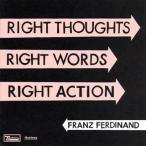 CD)フランツ・フェルディナンド/ライト・ソーツ,ライト・ワーズ,ライト・アクション (HSE-10136)