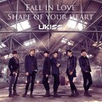 CD)U-KISS/Fall in Love/Shape of your heart(初回出荷限定盤(初回生産 (AVCD-48793)