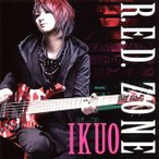 CD)IKUO/R.E.D. ZONE (KICS-3022)