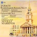CD)J.S.バッハ:ブランデンブルク協奏曲第5番・第6番 他 マリナー/アカデミーco. (WPCS-13362)