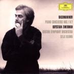 CD)ラフマニノフ:ピアノ協奏曲第1番・第2番 ツィメルマン(P) 小澤征爾/BSO (UCCG-51067)