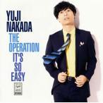CD)中田裕二/THE OPERATION/IT'S SO EASY (TECI-512)