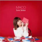CD)MACO/love letter(初回限定盤)(DVD付) (UICV-9209)