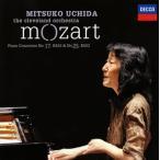 CD)モーツァルト:ピアノ協奏曲第17番・第25番 内田光子(P,指揮) クリーヴランドo. (UCCD-1434)