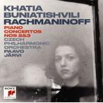 CD)ラフマニノフ:ピアノ協奏曲第2番&第3番 ブニアティシヴィリ(P) ヤルヴィ/チェコpo. (SICC-30427)