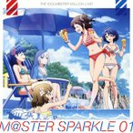 THE IDOLM STER MILLION LIVE  M STER SPARKLE 01  特典なし