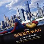 CD)「スパイダーマン:ホームカミング」オリジナル・サウンドトラック/マイケル・ジアッキノ (SICP-5560)