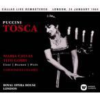 プッチーニ 歌劇 トスカ 全曲 1964年1月24日 ロンドン ライヴ  SACD WPGS-10021