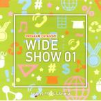 CD)NTVM Music Library ���ȥ��ƥ���� �磻�ɥ��硼01 (VPCD-86120)