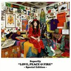 "CD)Superfly/""LOVE,PEACE&FIRE""-Special Edition- (WPCL-12828)"