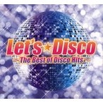 CD)Let's Disco〜The Best of Disco Hits (UICZ-1677)